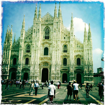 Milano e cappuccini