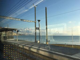 entre Lausanne et Vevey