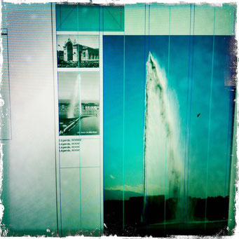 Les 120 ans du Jet d'eau | expo du 15-18 septembre 2011 | SIG