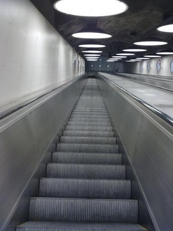 escalator ikéa? non, suédois