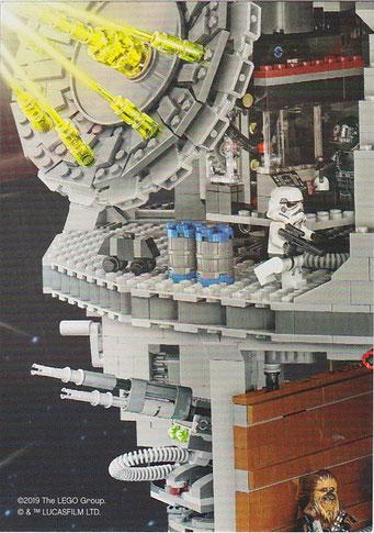 LEGO Star Wars Tradings Cards Serie 2 Karte 186