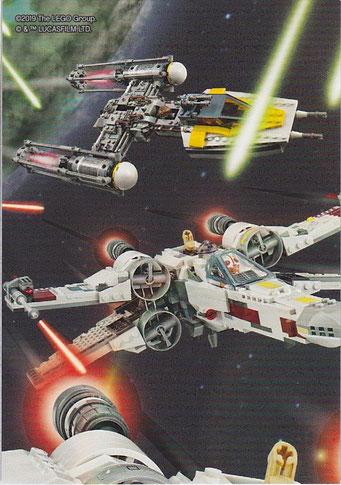 LEGO Star Wars Tradings Cards Serie 2 Karte 194