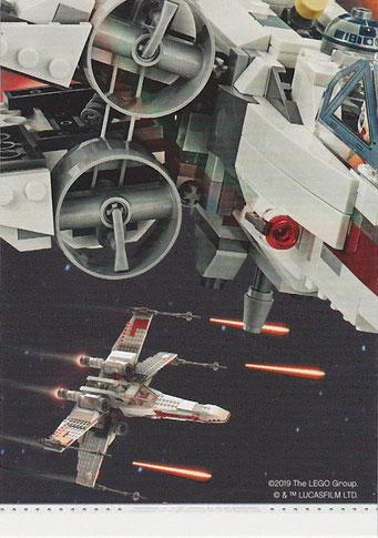 LEGO Star Wars Tradings Cards Serie 2 Karte 197
