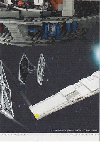 LEGO Star Wars Tradings Cards Serie 2 Karte 188
