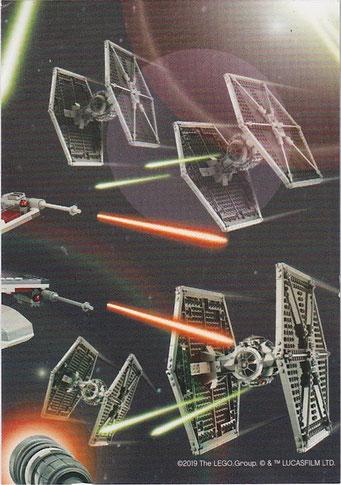 LEGO Star Wars Tradings Cards Serie 2 Karte 193