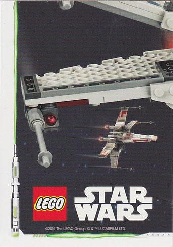 LEGO Star Wars Tradings Cards Serie 2 Karte 198