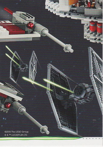 LEGO Star Wars Tradings Cards Serie 2 Karte 189