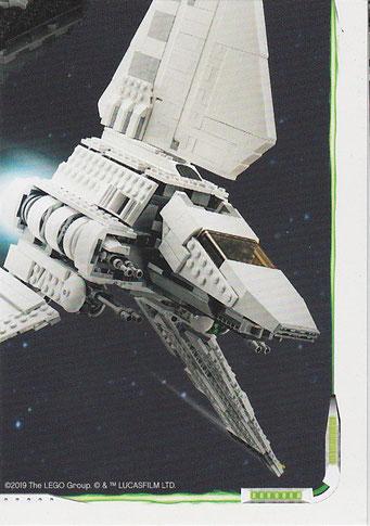 LEGO Star Wars Tradings Cards Serie 2 Karte 187