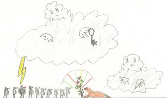 Autorenlesung Antje Hansen, Kinderbild