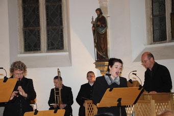 Ensemble Tonus - Belinda Loukota (Sopran)