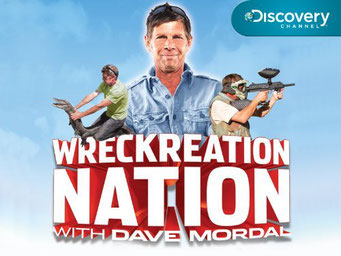 Wreckreation Nation (1 épisode) / Discovery
