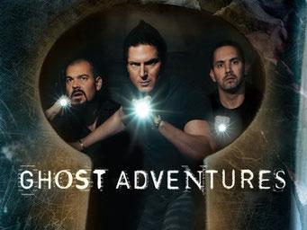 Ghost Adventures (1 épisode) / Planète