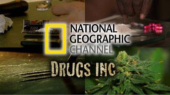 Inside : l'univers des drogues (1 épisode) / National Geographic