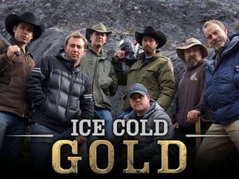 De l'or sous la glace (5 épisodes) / Discovery