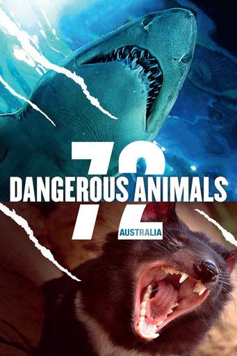 72 animaux dangereux en Australie (1 ép.) / National Geographic