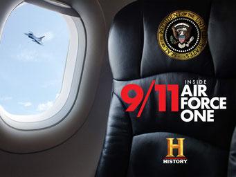 11 septembre : à bord d'Air Force One / Planète+