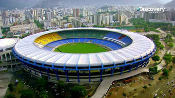 Constructions extrêmes : Futebol do Brasil (1 épisode) / Discovery