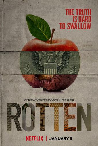 Rotten (3 ép) / Netflix