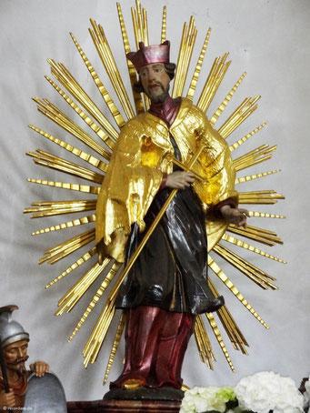 Statue des Hl. Johannes von Nepomuk