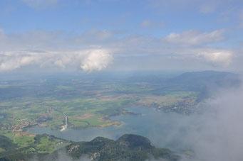 Alpenvorland und Kochelsee