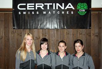 CC Touring Biel Damen (Siegerteam Cup 2)
