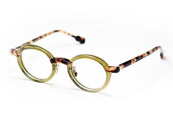 VioRou Haru col. 2489-715 Olive-Demi brown beige 37,000円(税抜)