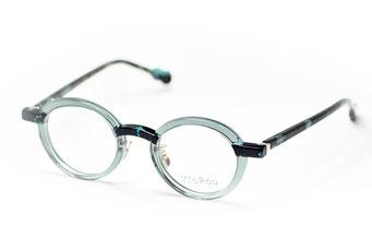 VioRou Haru col.3581-711 Slate gray-Demi blue 37,000円(税抜)