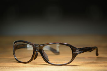 Zeque by ZEAL OPTICS Fifty D-1741 SHINY BROWN 税抜12,000円