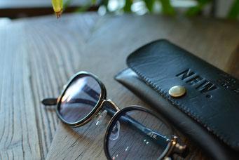 NEW. HORTON2 C-1  税抜13,000円  レンズ:Ito Lens  アクロライト1.60薄型オーダーメイド内面非球面レンズ ネオコントラスト、ネッツペックコート 税抜34,000円 仕上り価格 税抜47,000円