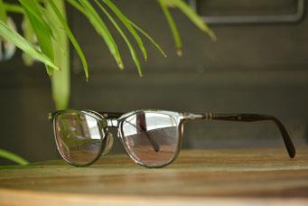 フレーム:Persol PO3240  税抜25,100円 レンズ:Ito Lens 1.60薄型非球面カラーレンズ 税抜13,000円 仕上がり価格 税抜38,100円