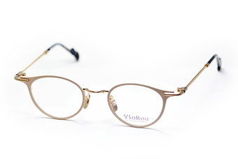 VioRou Christopher col.4685P-GS Ivory-Gold  39,500円(税抜)