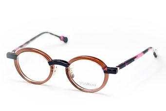 VioRou Haru col.BrownDemi-pink 37,000円(税抜)
