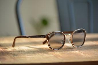 NEW. Horton C-Brown 税抜12,000円  レンズ:TALEX  平面レンズ 税抜11,000円   仕上り価格 税抜24,000円