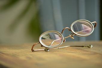 フレーム:VioRou Takeo 税抜38,000円 レンズ:Ito Lens 1.74両面非球面レンズ 税抜22,000円(税抜)→サービス価格:税抜15,000円 仕上がり価格 税抜53,000円