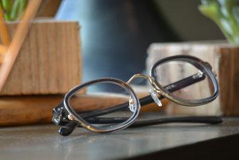 NEW. Horton C-Gray  税抜12,000円  レンズ:Ito Lens 調光レンズ 税抜8,000円   仕上り価格 税抜22,000円