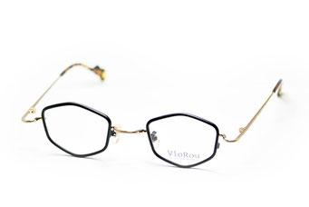 VioRou Masaki col.000-GS Black-Gold 31,000円(税抜)