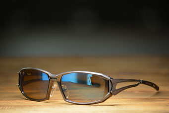 Zeque by ZEAL OPTICS Vanq X D-1761 GUNMETAL 税抜14,000円