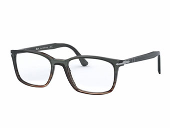 PO3189VA GRADIENT GREY & STRIPED BROWN 税抜29,000円