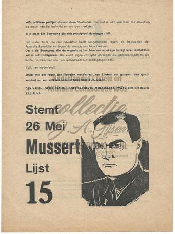 NSB Tweede Kamerverkiezingen 26 mei 1937 5.2