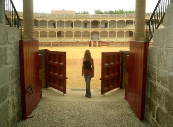 SPANIEN / RONDA - STIERKAMPFARENA