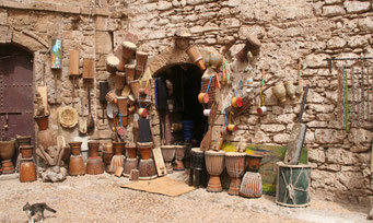 ESSAOUIRA - DRUMS & GUITARS