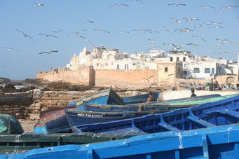 ESSAOUIRA - WINDY CITY