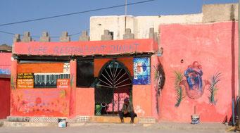 EX-Wohnstätte von Jimi Hendrix in *DIABAT*