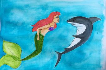 Eine Meerjungfrau mal anders - #propose