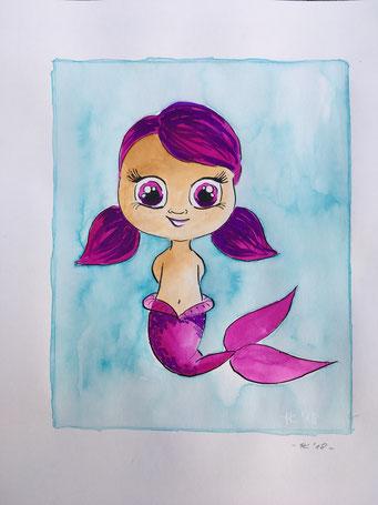 #sweet - mermaid