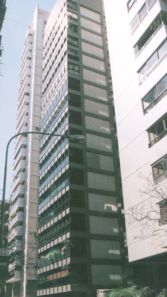 MONTEVIDEO Nº 1919 - Capital Federal. Superficie: 5.800 m2