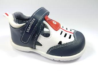 Zapato calzado infantil Titanitos en Baybú Tenerife