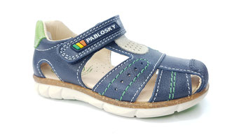 Zapato tenis sandalia Pablosky niño niña en Baybú Tenerife
