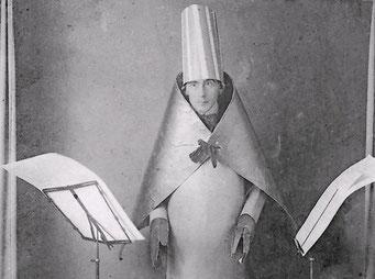 Dada 1916 Hugo Ball