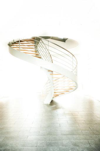 Escalier / Entreprise / Loïc Scalisi